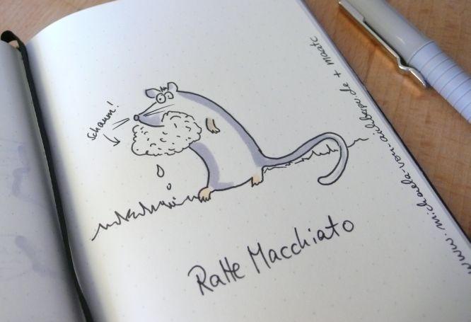 Ratte Macchiato