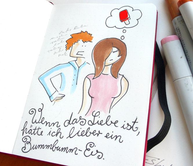 Bummbumm-Eis