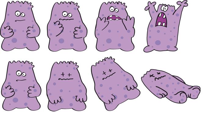 Monster-Moods-Animation