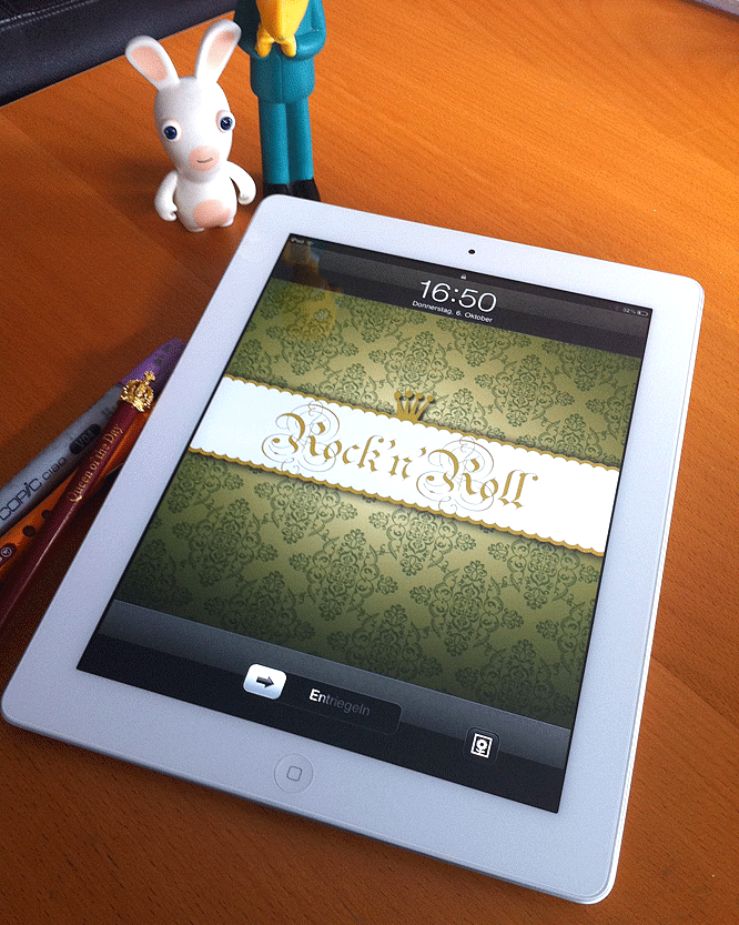 iPad Rock'n'Roll