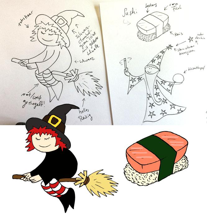 Sushi & Fantasy