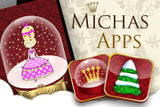 Michas eigene iPhone und Android App